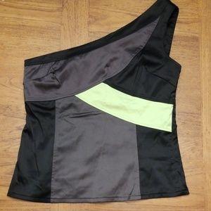🐙2/$30🐙 Costa Blanca one shoulder top